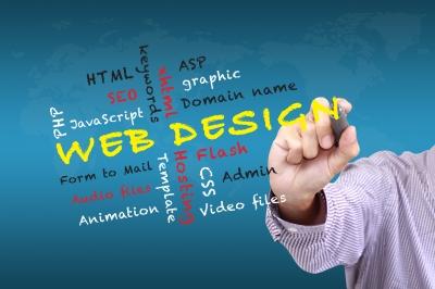homepage elements