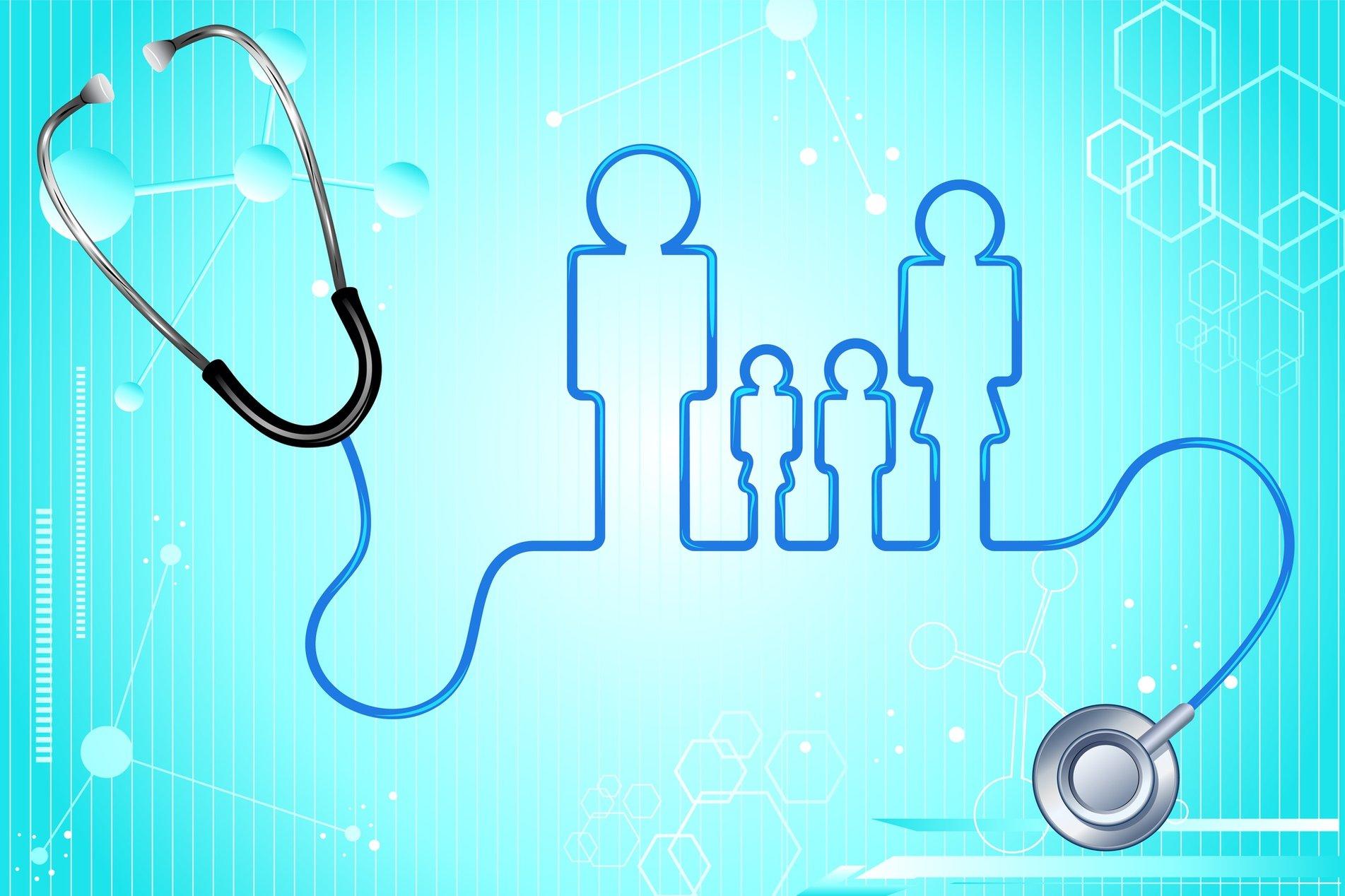 healthcare website content